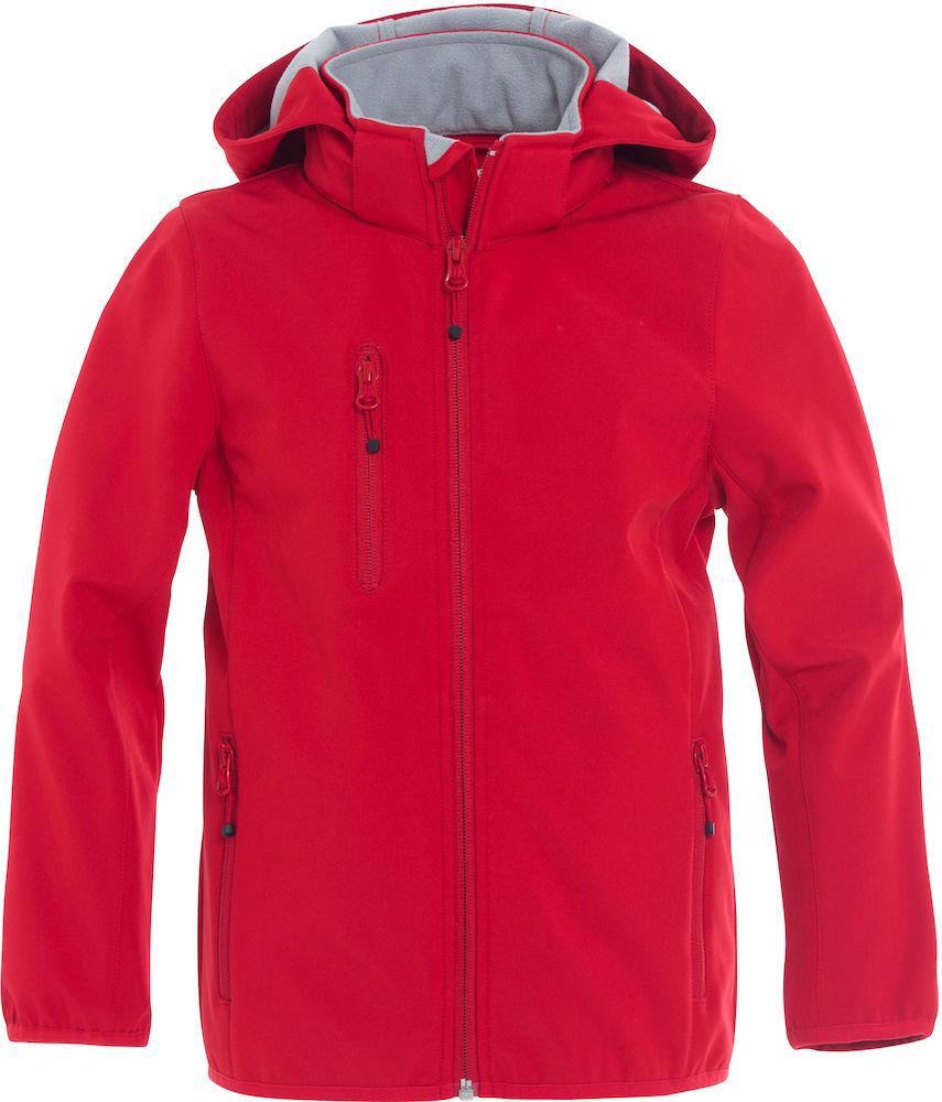 Image of   Clique Basic softshell jakke til børn - fås i flere farver