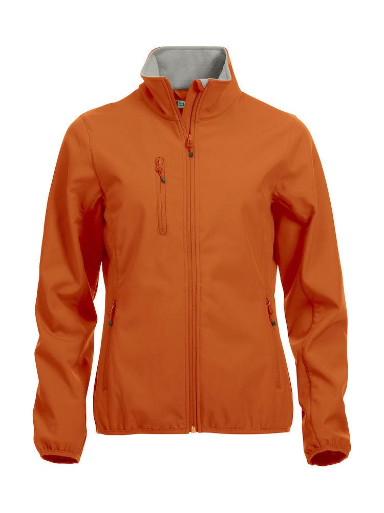Image of   Clique basic softshell jakke til kvinder - fås i mange farver
