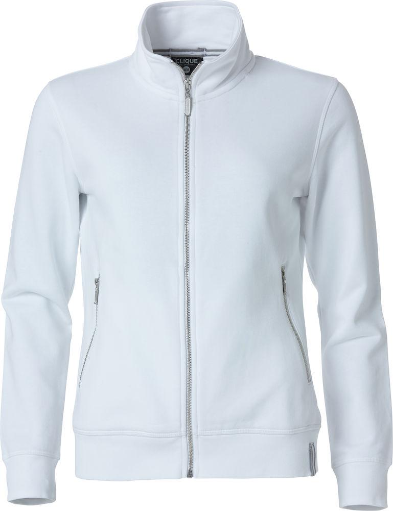 Image of   Clique Classic FT sweartshirt cardigan til kvinder
