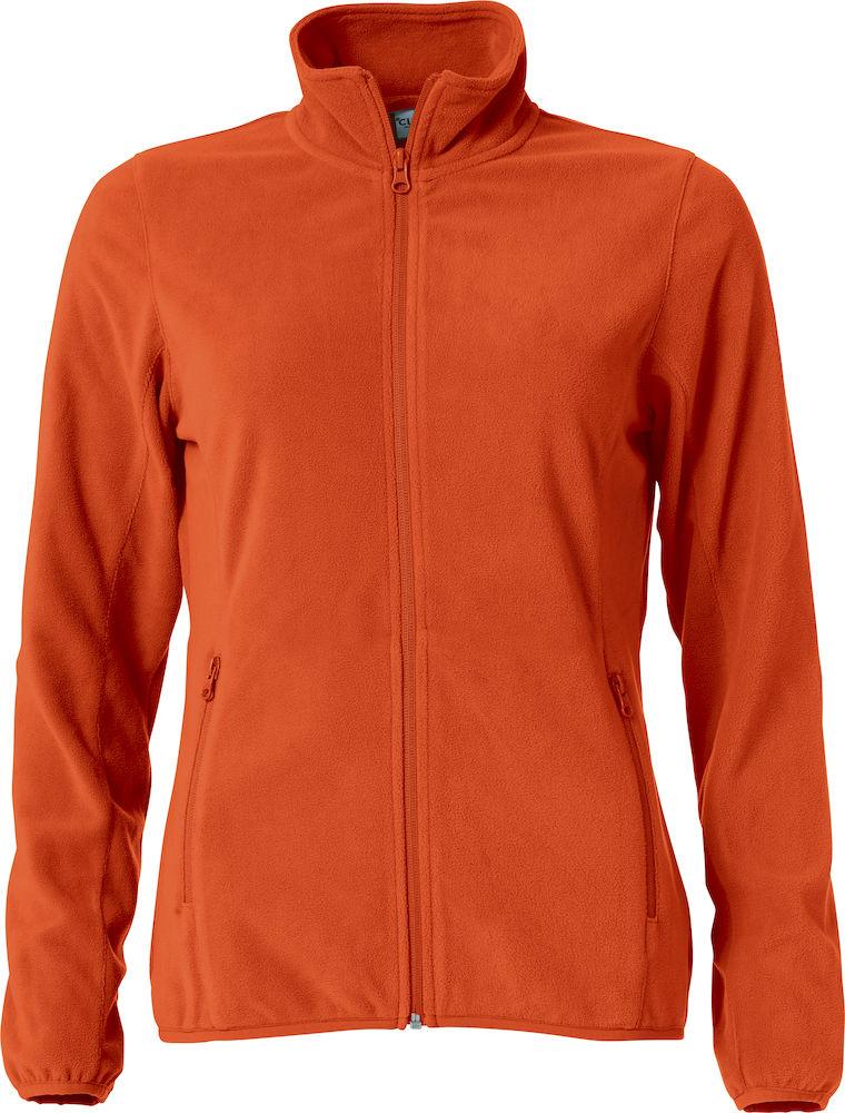 Image of   Clique Basic Micro Fleece jakke til kvinder - fås i flere farver