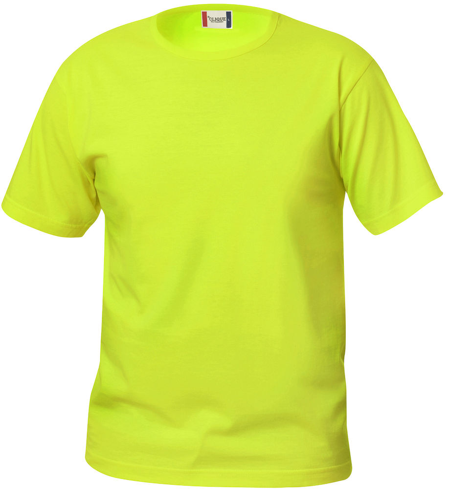 Image of   Clique Basic-T junior t-shirt til børn - fås i mange farver