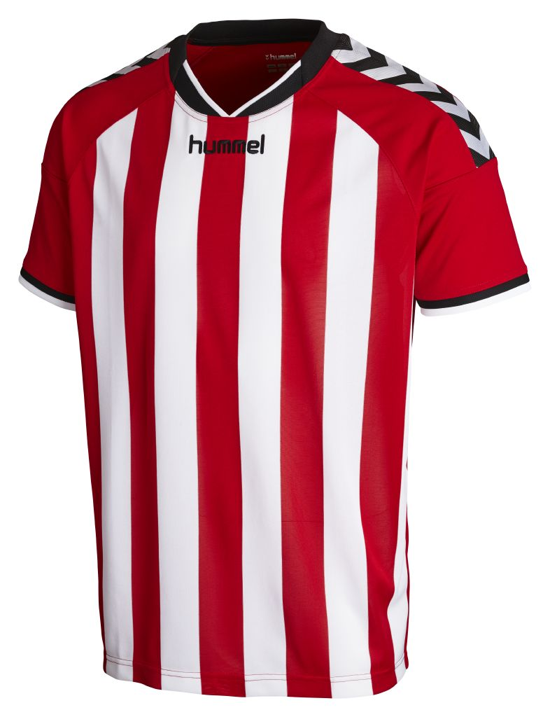 Image of   Hummel Stay Authentic Striped 13+1 spillesæt til børn