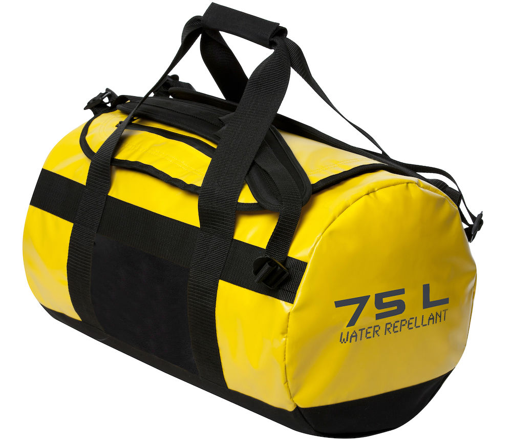 Image of   Clique 2 In 1 Taske - 75 Liter - Gul