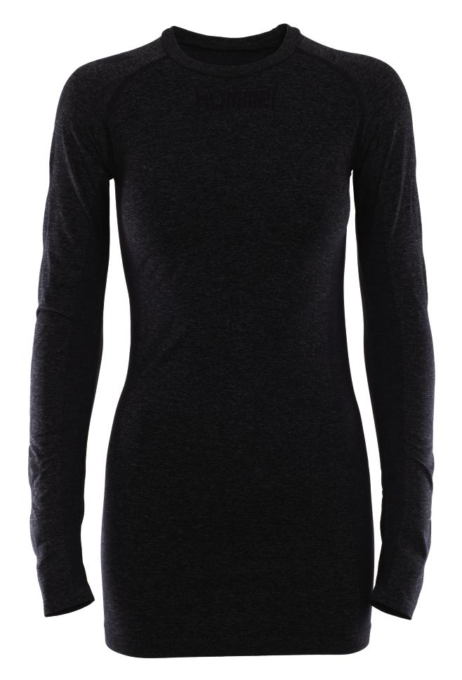 Image of   Hummel baselayer / skiundertøj til mænd i mørkegrå - ekstra nedsat