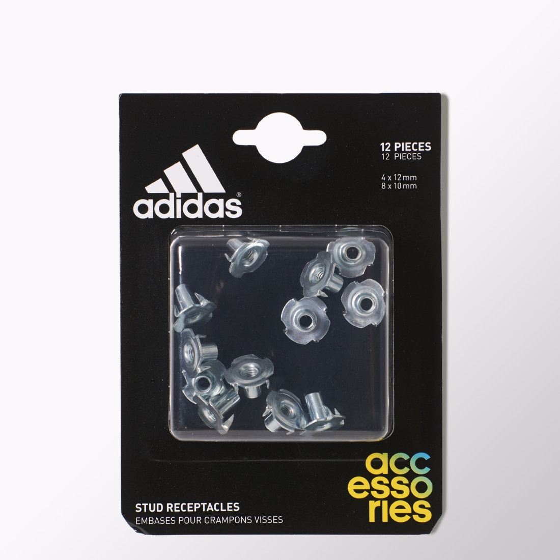 Image of   Adidas WORLD CUP RECEPTACLES 12X10MM