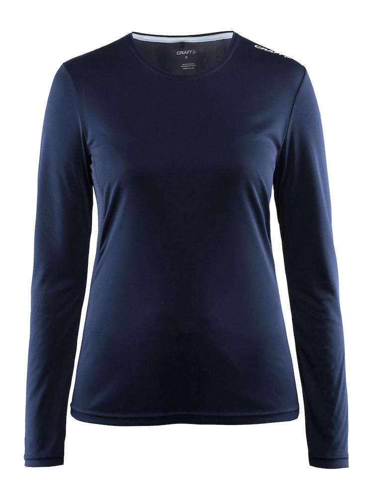 Image of   Craft Mind Langærmet løbe t-shirt til kvinder - Mange farver