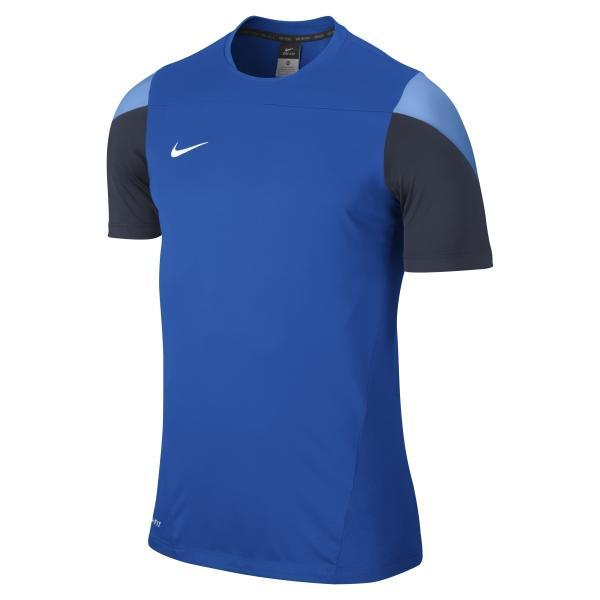 Image of   Nike SQUAD 14 Trøje i blå/marine til voksne