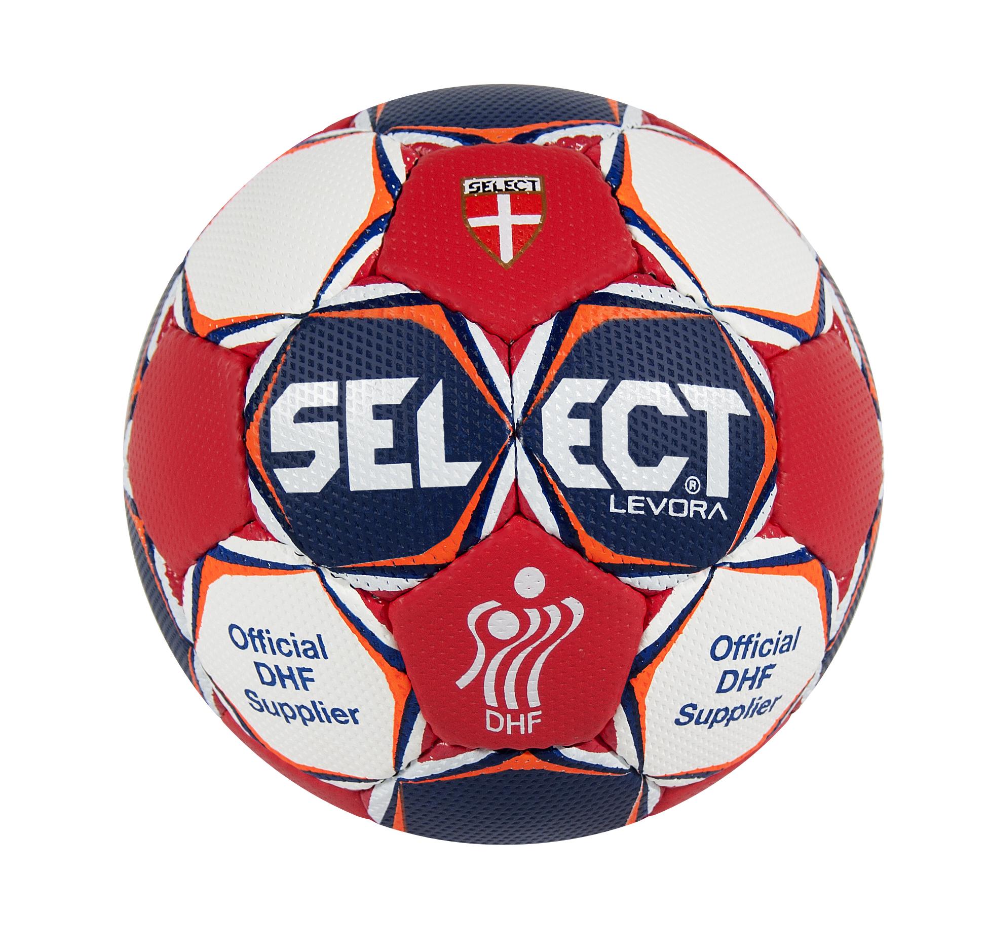 Image of   Select Levora DHF håndbold til børn