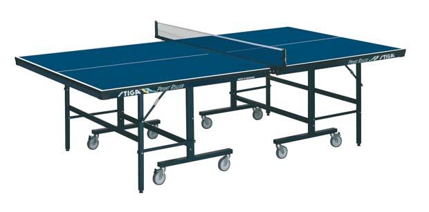 Image of   Stiga Privat Roller CSS indendørs Bordtennisbord