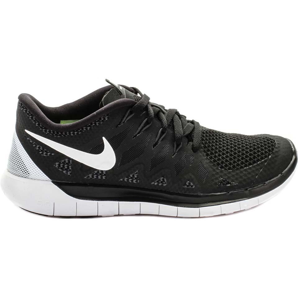 Image of   Nike Free 5.0 til kvinder i sort