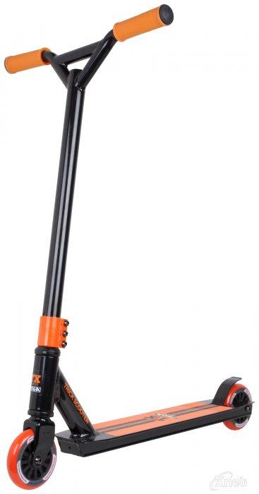 Image of   Stiga TX Trick løbehjul - top model i Sort/orange