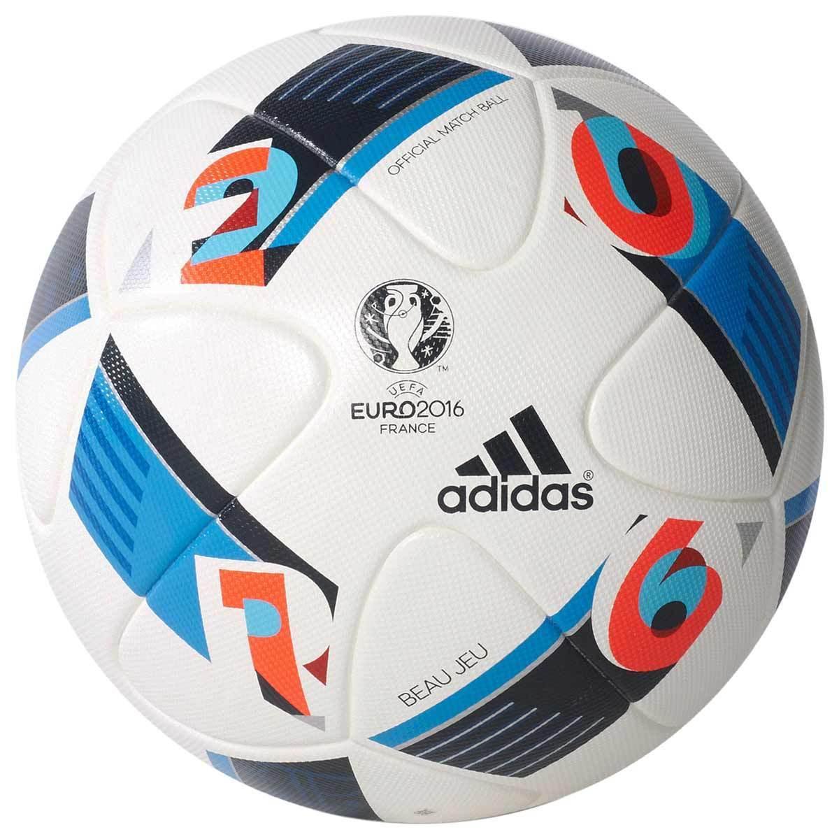 Image of   Adidas EURO 16 Replica fodbold - fodbolden der skal spilles med...