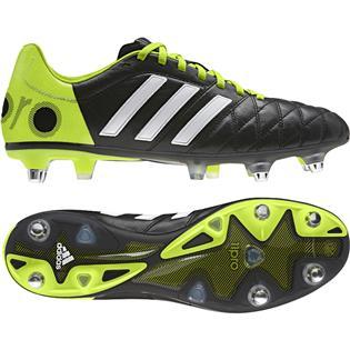 Image of   Adidas 11PRO XTRX SG Fodboldstøvler til mænd i sort og grøn