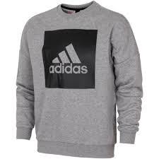 Image of   Adidas Logo sweatshirt til børn