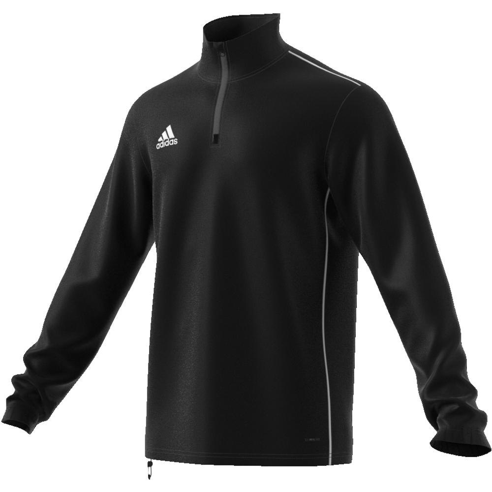 Image of   Adidas Core 18 træningstop til voksne i sort