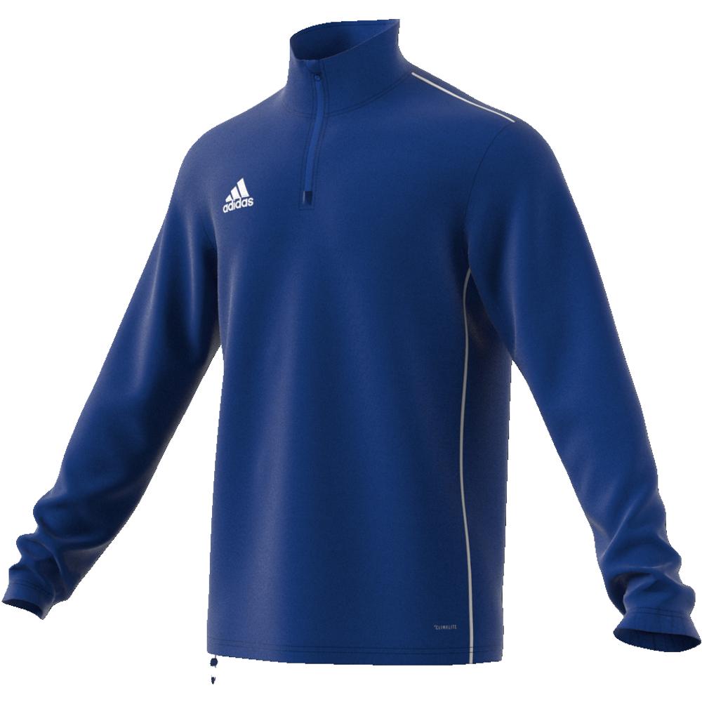 Image of   Adidas Core 18 træningstop til voksne i Blå