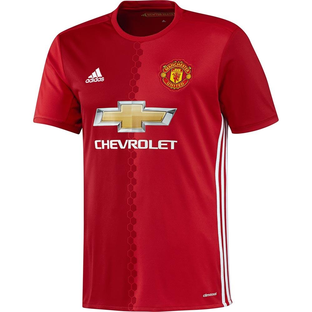 Image of   Manchester United hjemmebanetrøje 2016/2017 til voksne