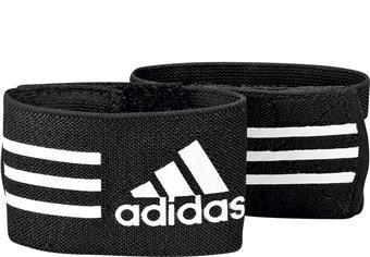 Image of   Adidas ANKLE STRAP i sort og hvid