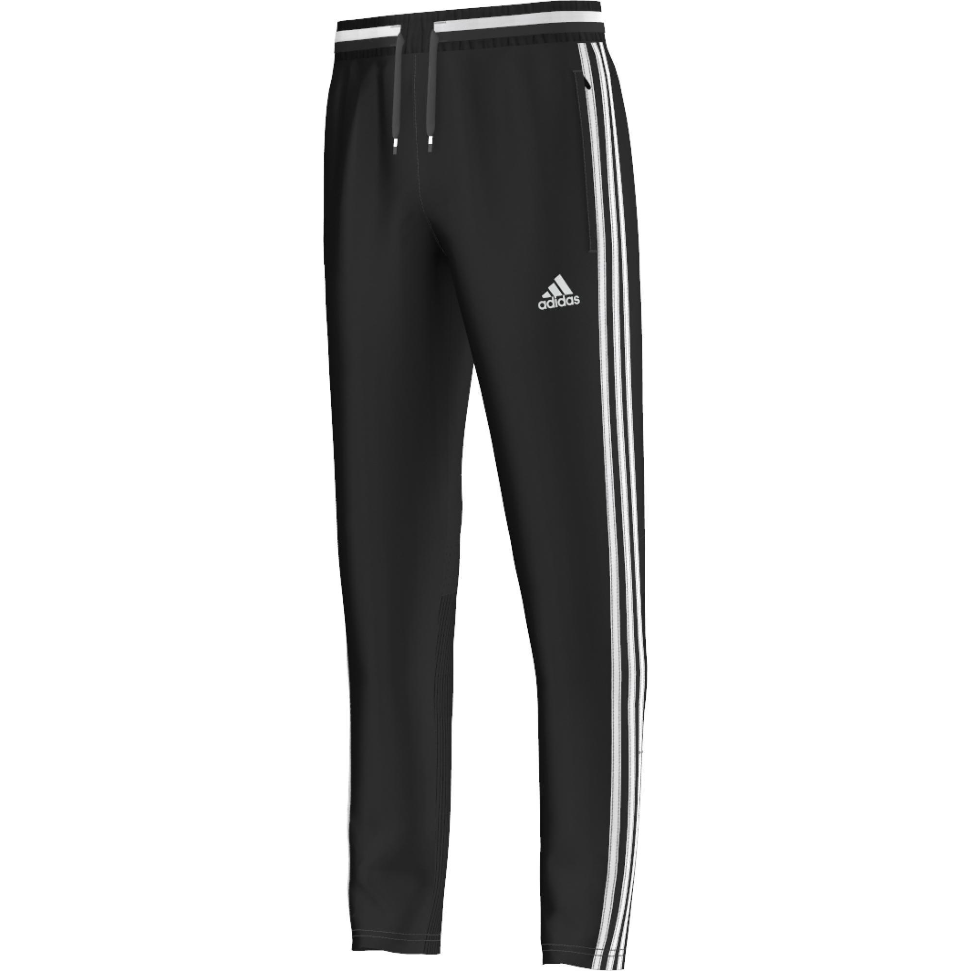 Image of   Adidas Condivo 16 træningsbukser til voksne i Sort/Hvid