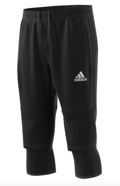 Image of   Adidas TIRO 17 Trænings 3/4 Bukser til voksne