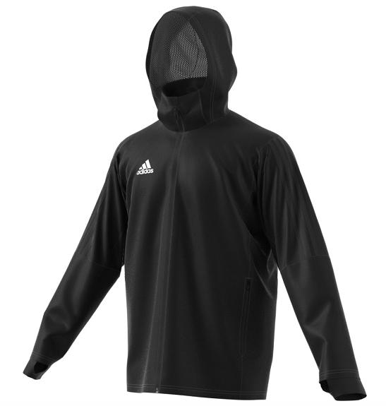 Image of   Adidas TIRO 17 Storm jakke til voksne
