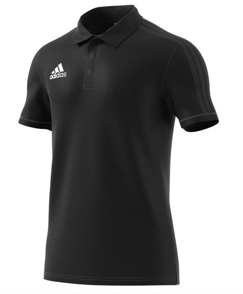 Image of   Adidas TIRO 17 Polo t-shirt til børn