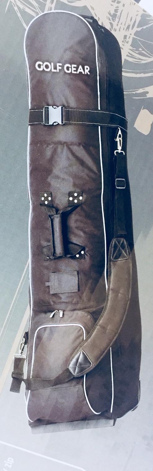 Image of   Golf Gear rejse Cover med hjul til din golfbag