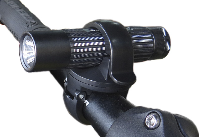 Image of   Suprabeam cykellygte holder
