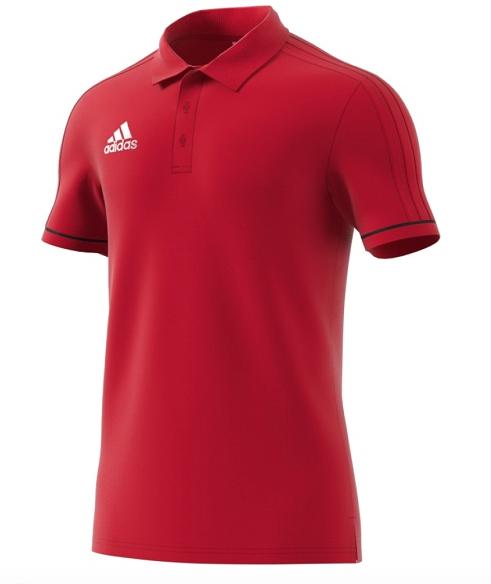 Image of   Adidas TIRO 17 Polo t-shirt til voksne