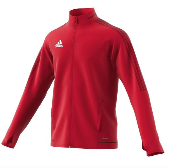 Image of   Adidas TIRO 17 Trænings jakke til voksne