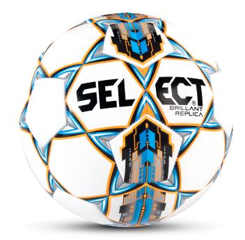 Image of   Select BRILLANT Replica fodbold