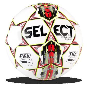 Image of   Select Brilliant Super fodbold