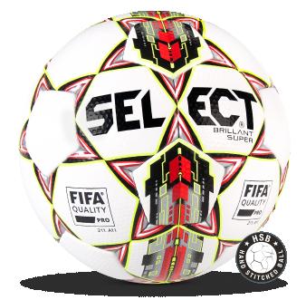 Image of   Select Brillant Super fodbold