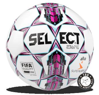 Image of   Select Brillant Super TB fodbold - ALKA Superliga