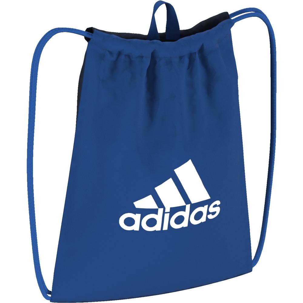 Image of   Adidas Gymbag i blå