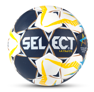 Image of   Select Champions League Match håndbold til kvinder