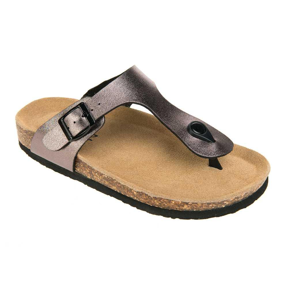 Image of   Cruz Cork Sandal i Metallic Bronce