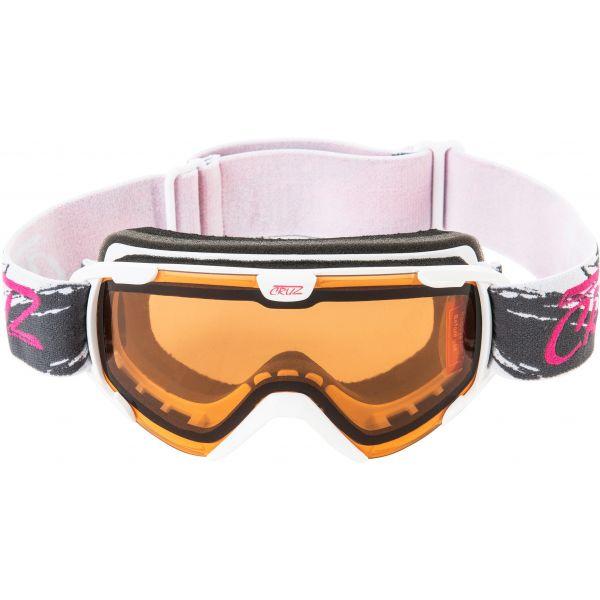 Image of   Cruz S-1500 skibriller til jr. - Hvid