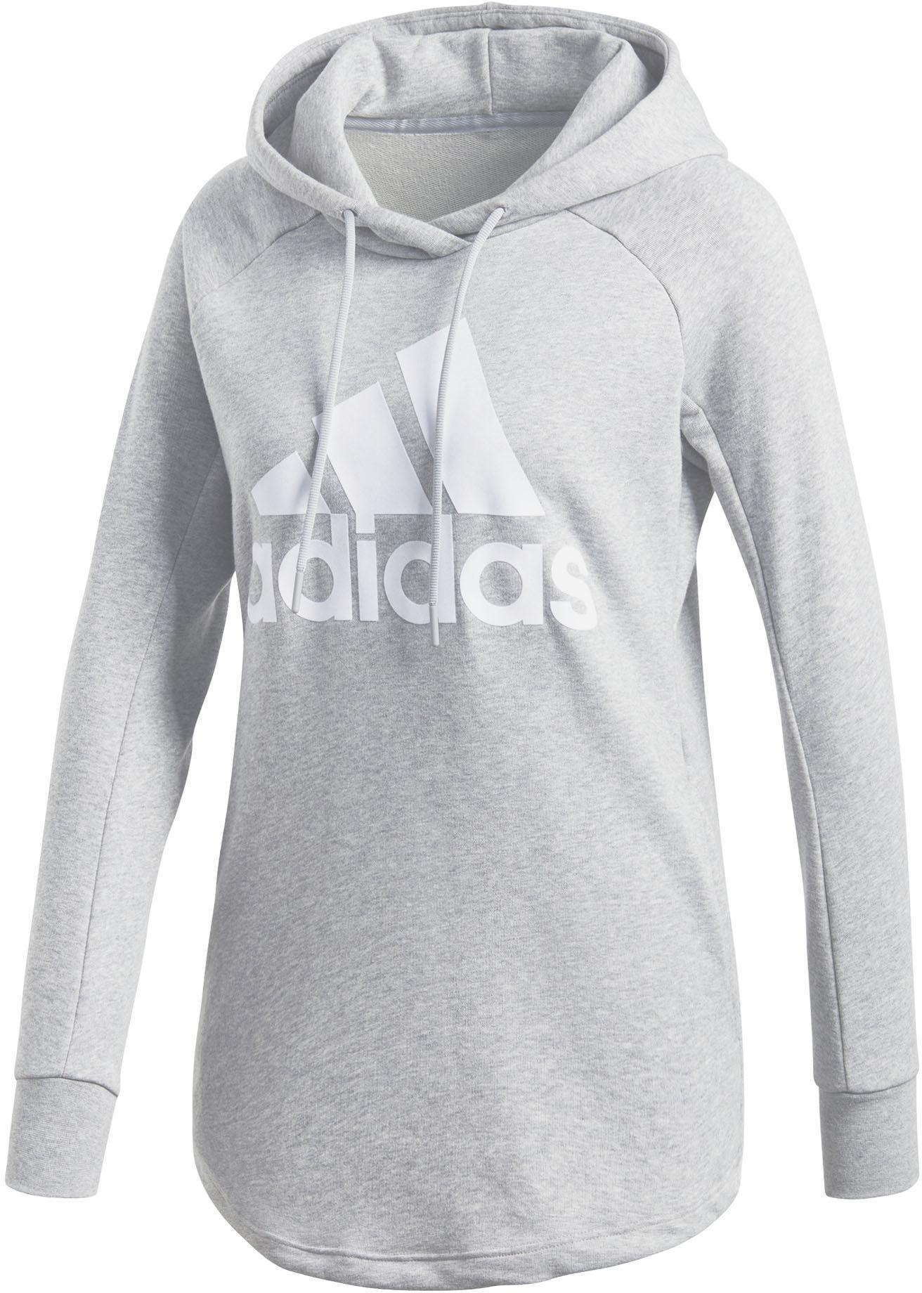 Image of   Adidas Sport Hættetrøje til kvinder - Grå