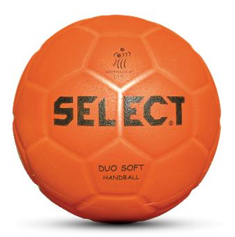 Image of   Select Duo Soft håndbold