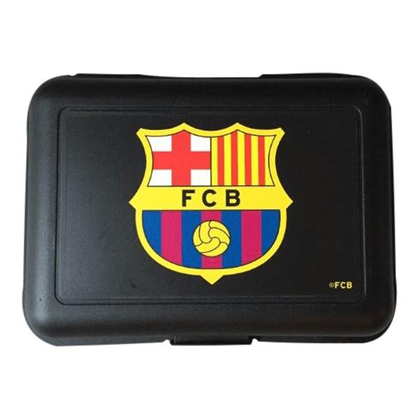 Image of   FC Barcelona madkasse med logo