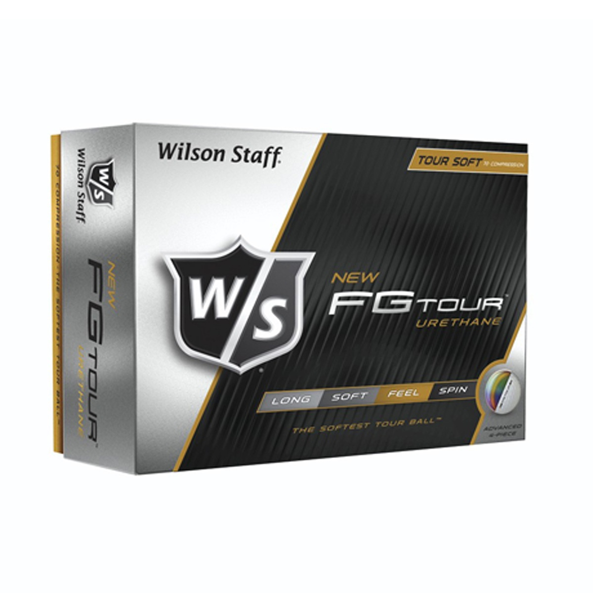 Image of   Wilson New FG Tour konkurrence bold - 12 bolde - Absolut top bold...