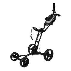 Image of   Flip n Go 4-hjul golfvogn på tilbud - Fri fragt på dette produkt...