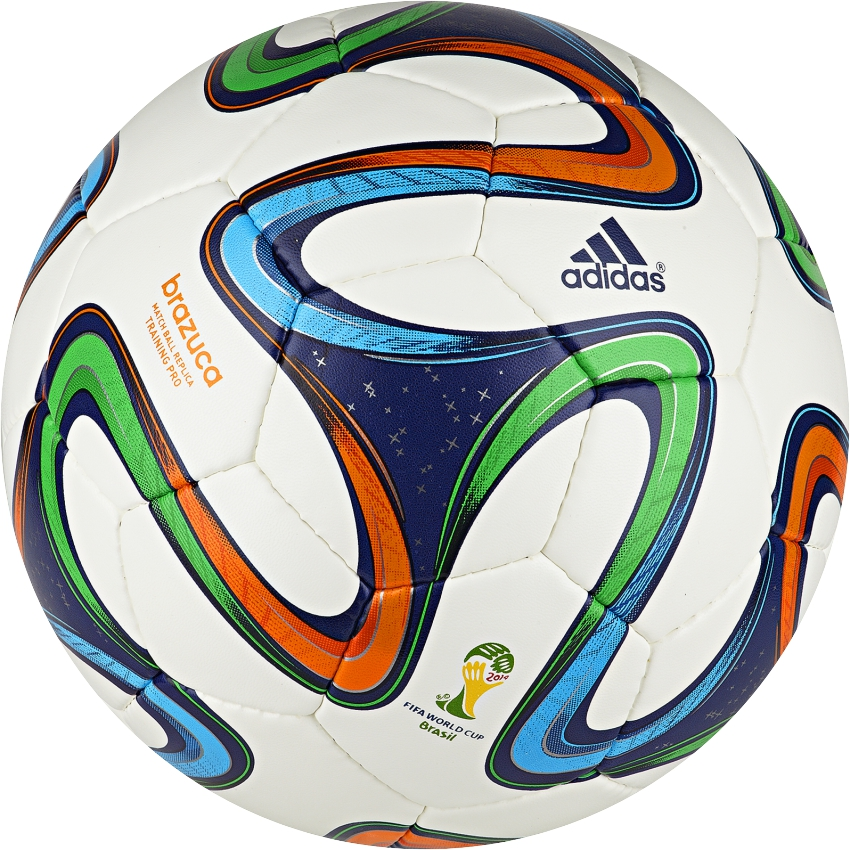 Image of   Adidas Brazuca Train Pro fodbold Str. 5
