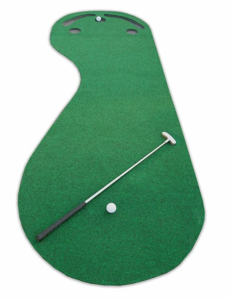 Image of   Golf Gear - Deluxe Links Putting Måtte - 3 meter