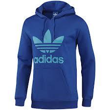 Image of   Adidas Trefoil hættetrøje til mænd