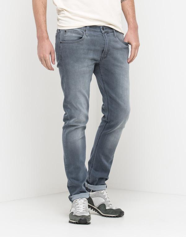 Image of   Lee Luke Slim Jeans Demin Chisel Grey