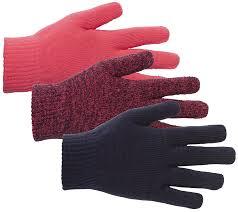 Image of   Mckinley 3 Pack Magic Glove til piger - 4-6 år