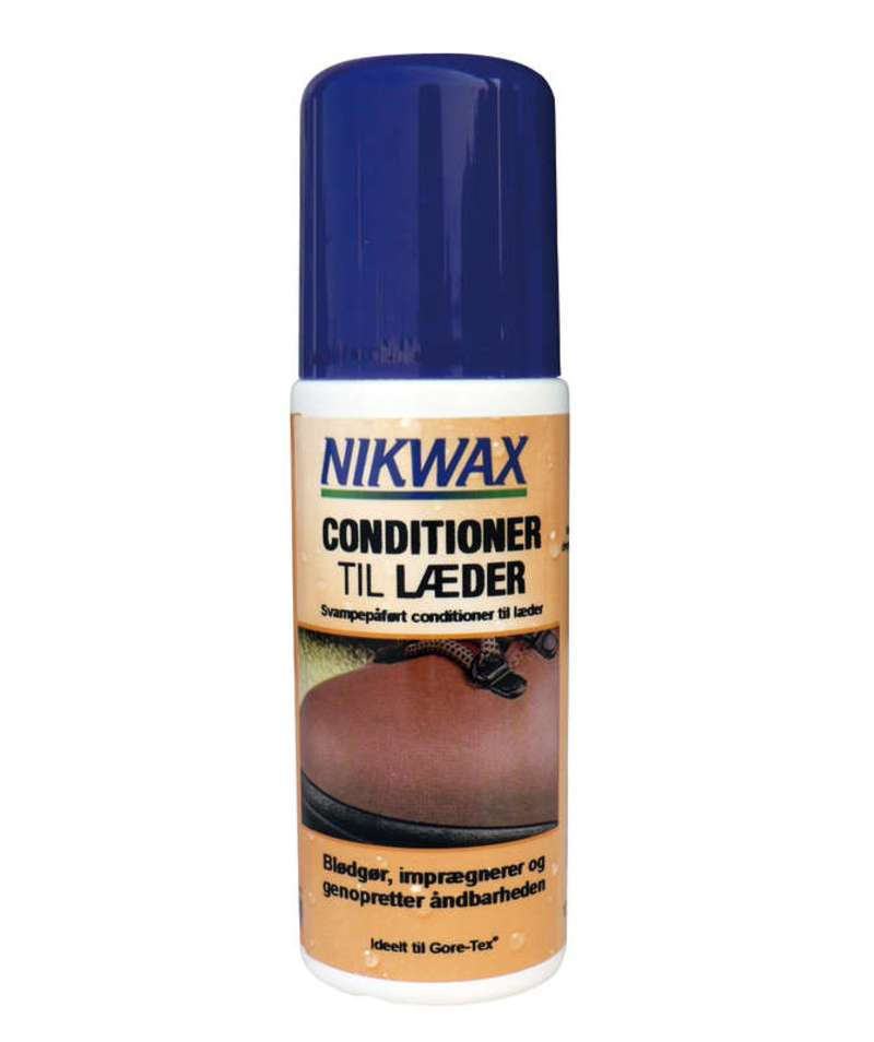 Image of   Nikwax conditioner til læder