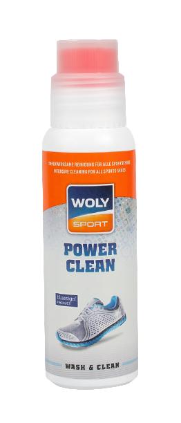 Image of   Woly Sport Power Clean af sko - 200 ml
